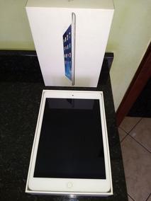iPad Mini Cell 16gb Silver Prata