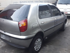 Fiat Palio 1.0 Young 5p - Aceita Troca Kombi/ Fiorino Baú