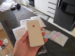 Carcaça Chassi iPhone 6 6g Vazia 4.7 A1549, A1586, A1589
