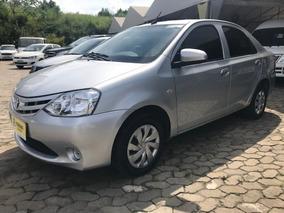 Super Oportunidade! Etios Sedan X 1.5 Automático 16/17