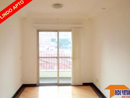 Imagem 1 de 30 de Locação - Vila Nova Conceição Apto 2 Dorm. 1 Suite 1 Vaga De Garagem Pacote R$  4.815,00 (aluguel+cond+iptu) - 1381ap - 69228376