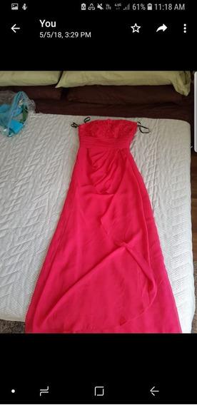 Vestido Marca Sarah O Talla 5 , Fiesta, Boda