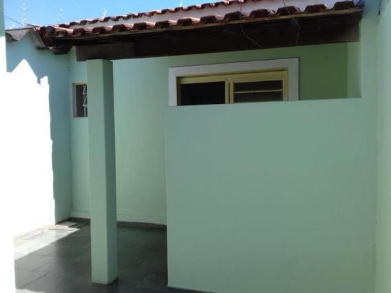 Casa Em Jardim Brasil, Araçatuba/sp De 80m² 3 Quartos Para Locação R$ 600,00/mes - Ca288071