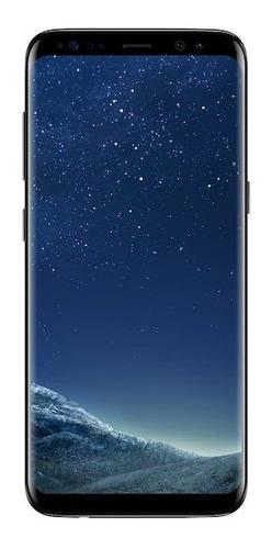 Samsung Galaxy S8 G950f 64gb Muy Bueno Negro Para Claro