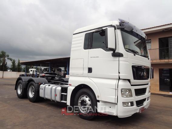 Caminhão Man Tgx 29.440 Ano 2015/16 6x4 Automático