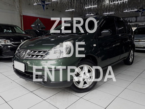 Nissan Livina Completa 1.6 S / Sem Entrada / Zero De Entrada