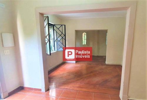 Casa Com 1 Dormitório Para Alugar, 57 M²  Higienópolis - São Paulo/sp - Ca2907