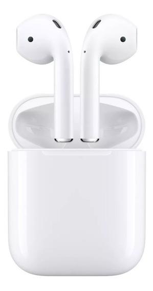 Fone De Ouvido Sem Fio Apple AirPods Original Bluetooth,