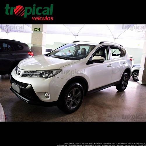 Imagem 1 de 6 de Toyota Rav4 2.0 4x4 16v Gasolina 4p Automático