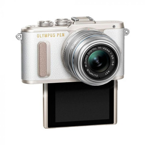 Câmera Olympus Pen E-pl8 14-42mmf/3.5-5.6 Ii R Preto Branco