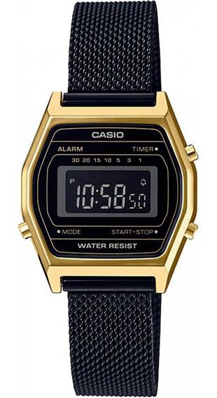 Relógio Casio Vintage Feminino La690wemb-1bdf