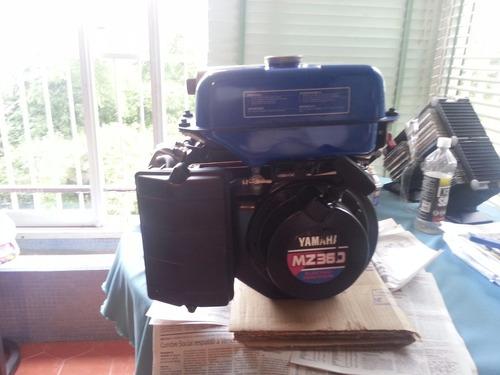 Se Vende  Motor Yamaha A  Gasolina De  12.5.hp Mz 360
