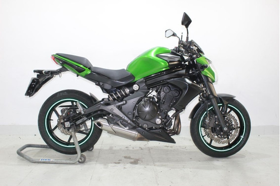 Kawasaki Er 6n Abs 2014 Verde