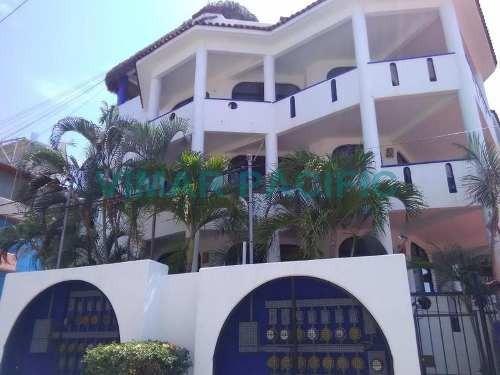 Condominio Con Vista Al Mar En Venta En Puerto Escondido