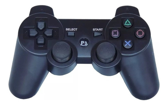 Controle Wireless Doubleshock Ps3