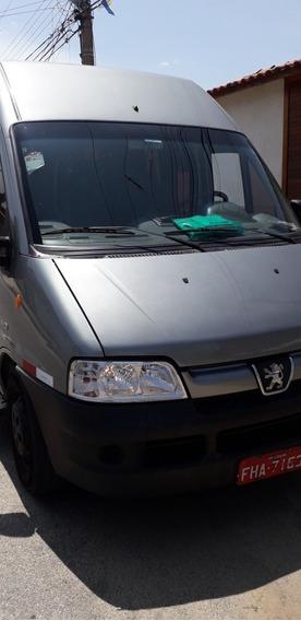 Peugeot Boxer Minibus 2.3 Hdi 350lh Longo 15l 5p 2013