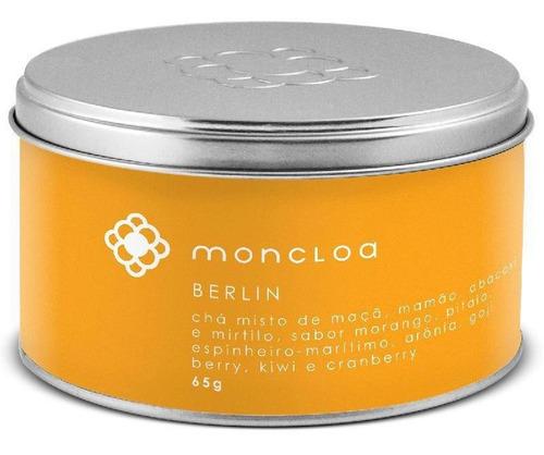 Chá Moncloa Berlin Lata 65g