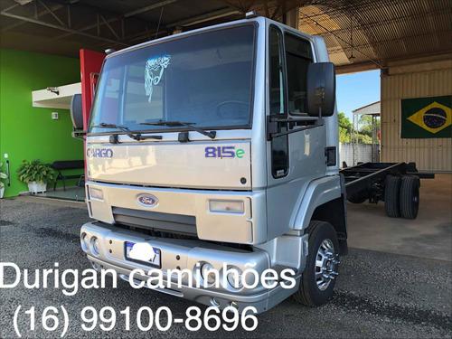 Ford Cargo 815 Durigan Caminhões