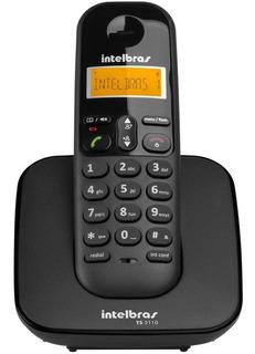 Telefone Fixo Intelbras Ts 3110 Identificador De Chamadas