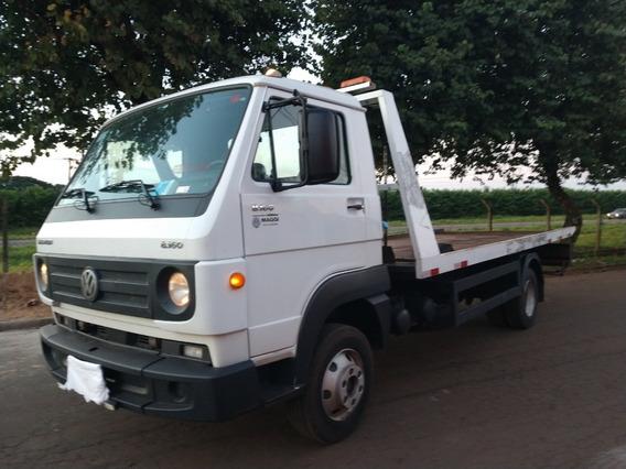 Caminhao Guincho Plataforma Volks 8160