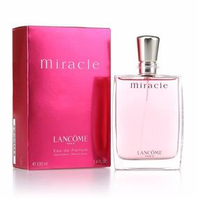 Perfume Lancome Miracle 100ml Para Mujer