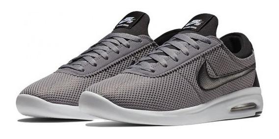 Zapatillas Nike Sb Air Max Bruin Vapor Textil Mesh Gunsmoke