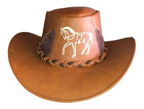 Sombrero Vaquero Cuero Sombrero Llanero Sombrero Hombre Fino