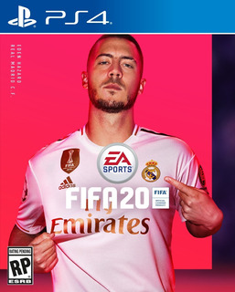 Fifa 20 Ps4 Fisico Sellado Ya En Stock!! Palermo Env Jazz Pc
