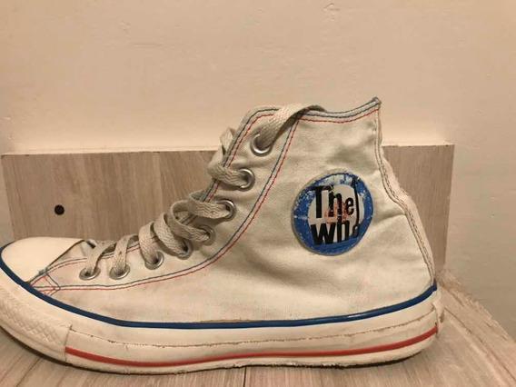 Zapatillas Converse All Star The Who Edición Limitada 2008
