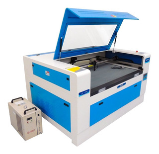 Máquina Corte E Gravação Laser 1300x900mm 80w Para Mdf