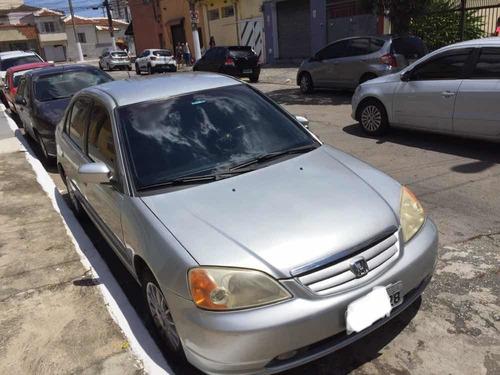 Imagem 1 de 13 de Honda Civic 1.7 Ex Aut. 4p 2002