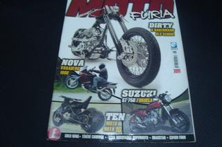Moto Furia 15 / Dirty Habermann Old School Suzuki Husqvarna