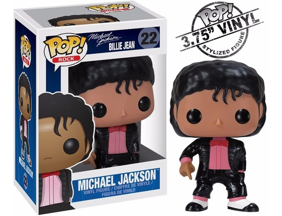 Michael Jackson - Billie Jean - Funko Pop Rock Fu-2567
