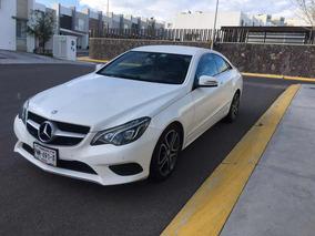 Mercedes-benz Clase E E 250 Coupe 2014