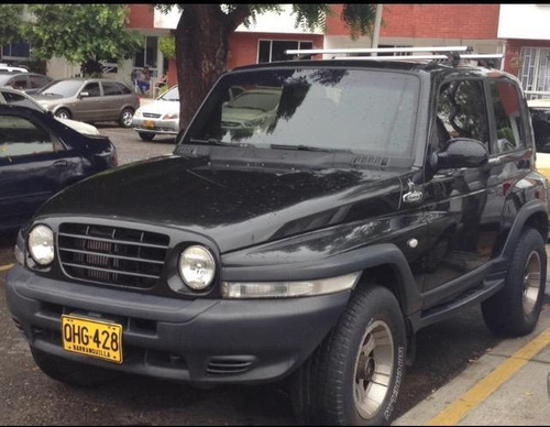 Ssangyong Korando 2,9 Diesel, Aut 4x4, Turbo Full
