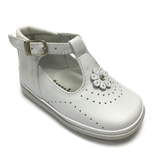 Zapatos Junior Niña Blanco Ju 0131 Corpez 32