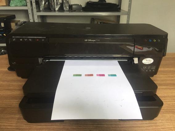 Impressora Hp Officejet 7110 A3 - Impressora Com Defeito