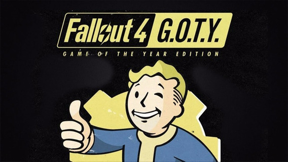 Fallout 4 Game Of The Year Edition Steam Pc Key