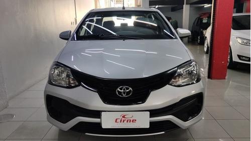 Toyota Etios Sedan X-at 1.5 16v Flex, Eqm5498
