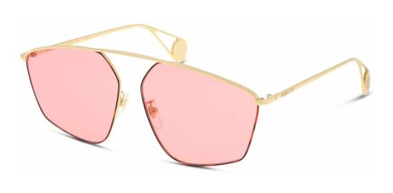 Lentes Gucci 0437sa Pink