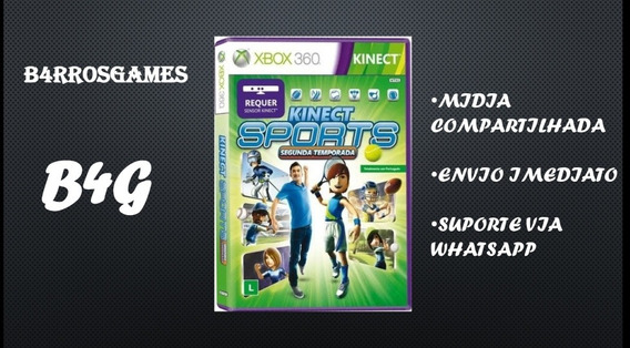 Kinect Sports 2 - Xbox 360 (mídia Digital)