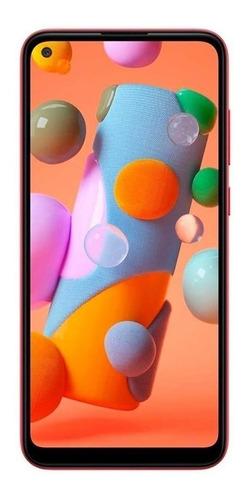 Samsung Galaxy A11 Dual SIM 64 GB vermelho 3 GB RAM