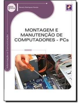 Montagem E Manutencao De Computadores - Pcs