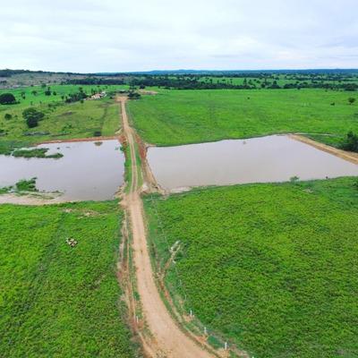 Fazenda Com 606 Ha - Município Araguaína (garimpinho)