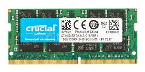 Memória Ddr4 2400mhz 16gb Samsung Odyssey Np800g5h-xg4br