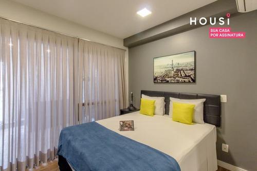 Apartamento - Brooklin - Ref: 834 - L-834