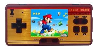 Consola Pocket Videojuegos Retro C/ 638 Juegos De Bolsillo
