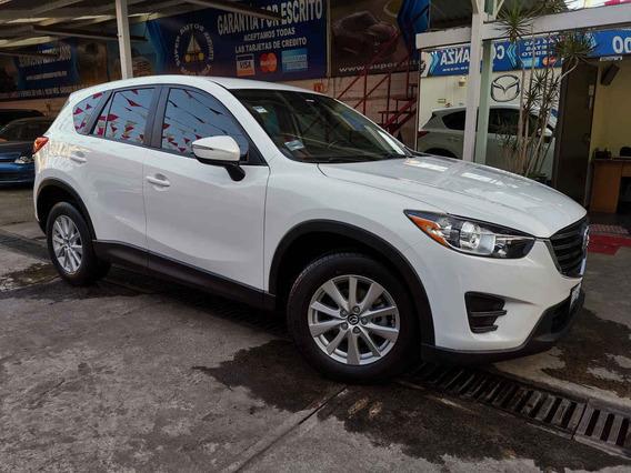 2016 Mazda Cx5 2016 2.0l Aut 6vel Blanco Aperlado
