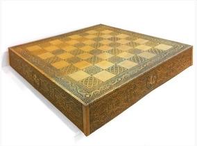 Tabuleiro De Xadrez, Temático Celta Lewis, Jogos,