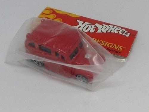 Hot Wheels - Hw Designs - School Busted 2012 - 1:64